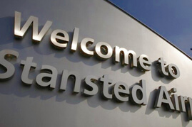 Stansted Airport Chauffeur Transfers
