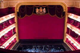 Theatre Chauffeurs London