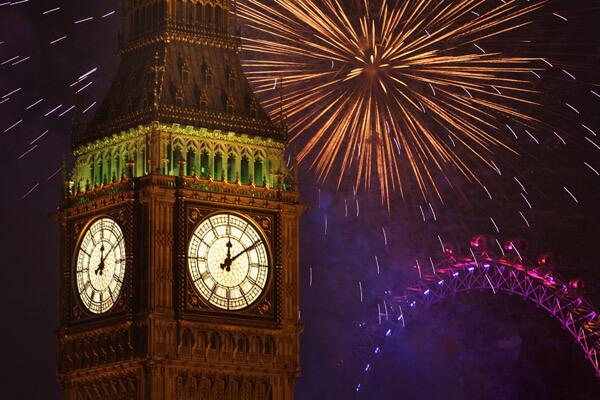 New Year London Chauffeur
