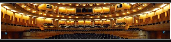Opera House Glyndebourne