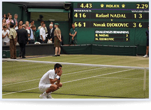 Novak Djokovic The Lionheart