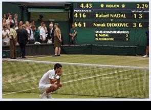Novak Djokovic The Lionheart