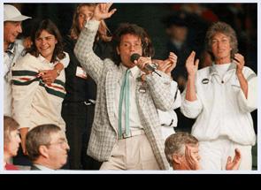Wimbledon Championships – Rain Delay