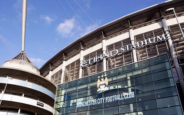 Manchester City Stadium, Manchester