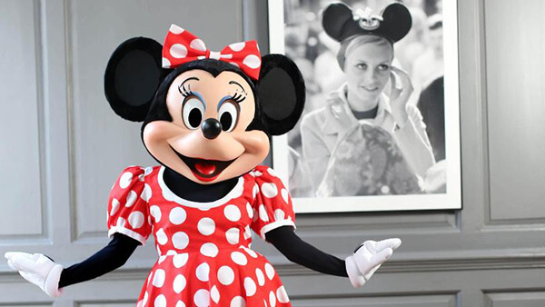 Minnie Mouse Style Icon