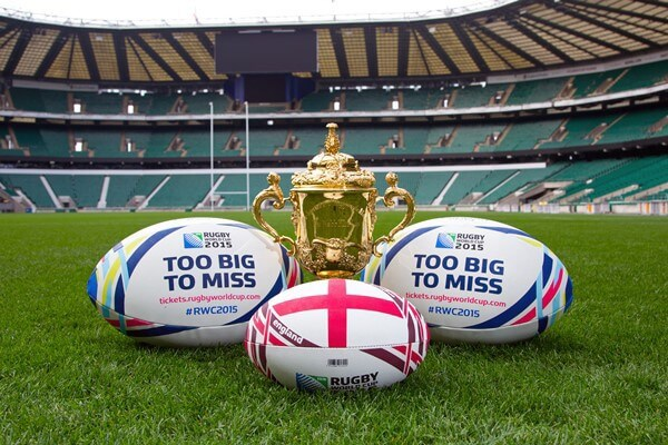 Rugby World Cup 2015 - Too big to miss