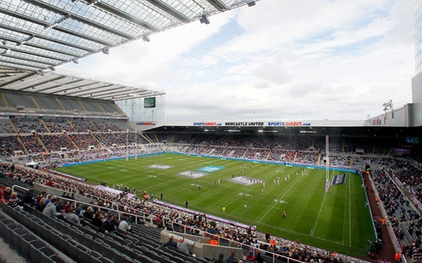 St James' Park, Newcastle