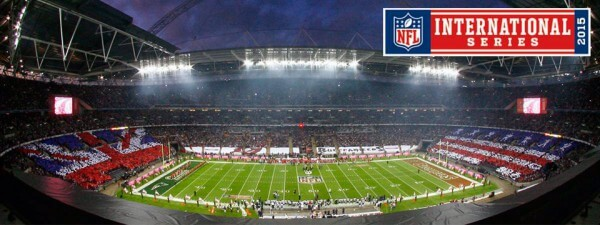 NFL International Series 2015 Wembley Stadium