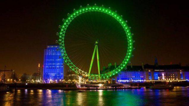 St Patricks Day London 2017