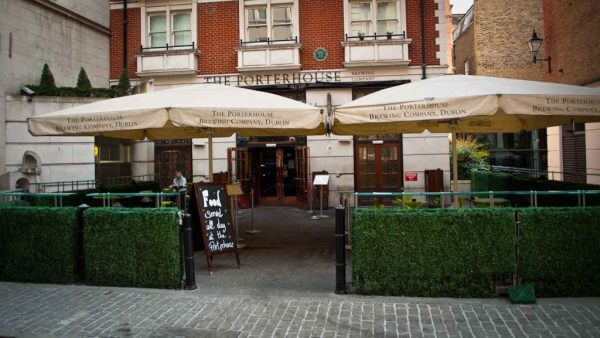 The Porterhouse Pub London