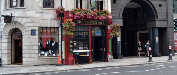 The Tipperary Irish Pub in London
