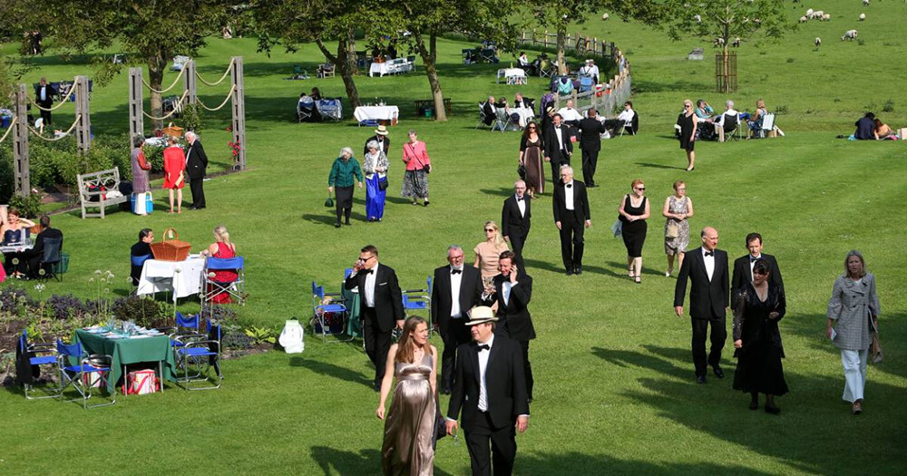 Glyndebourne Festival Grounds
