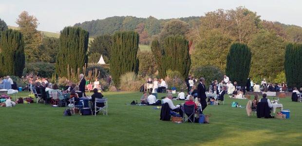 Picnic at Glyndebourne Opera Festival