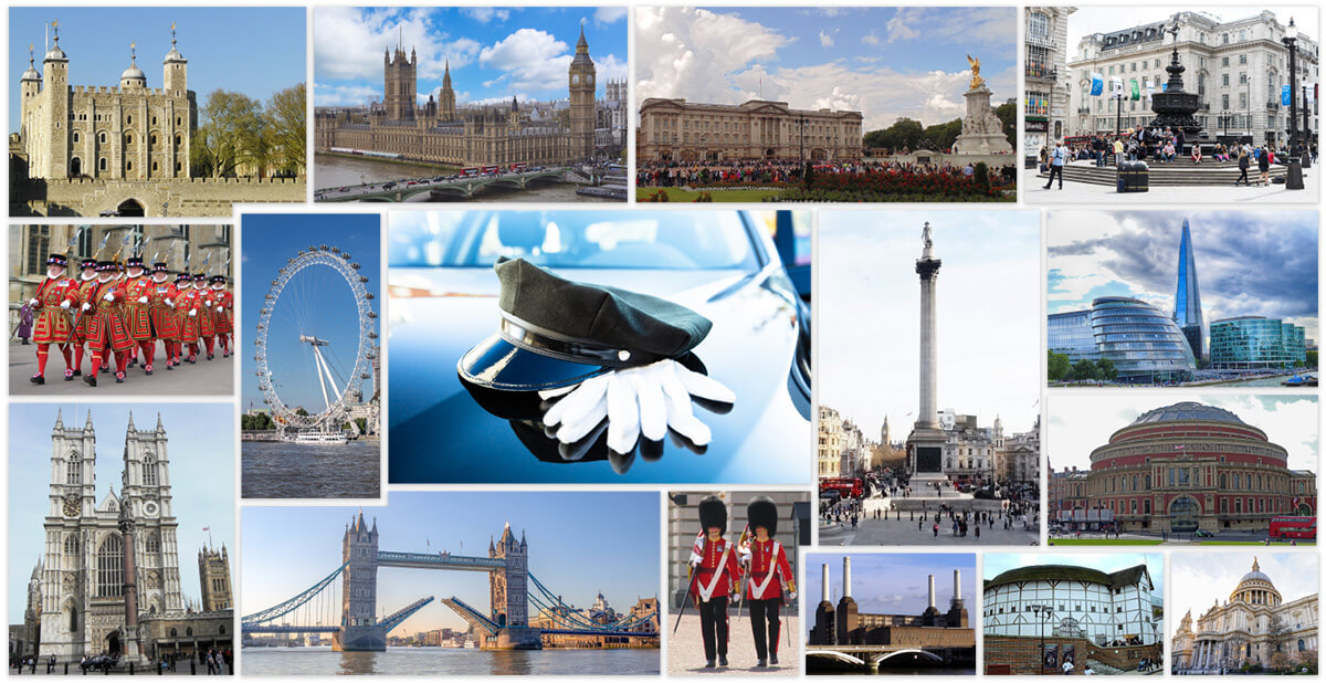 London chauffeur tours