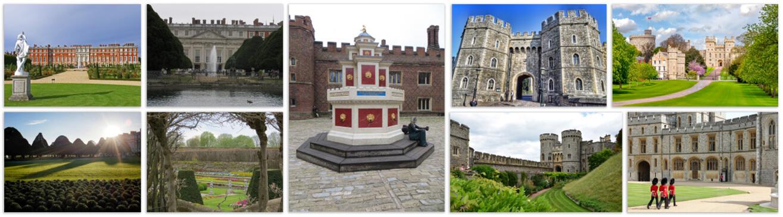 Windsor and Hampton sights