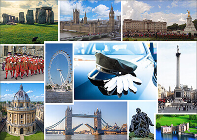 Chauffeur Tours London and UK