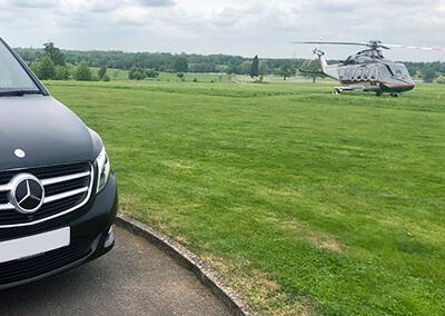 Heliport Chauffeur Transfers